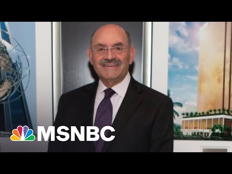 Trump CFO Weisselberg In 2015: I leave 'Legal Side' Of Money Flow To Others | The Last Word | MSNBC