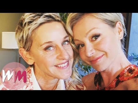 Top 10 Times Ellen DeGeneres & Portia de Rossi Made Us Believe in Love