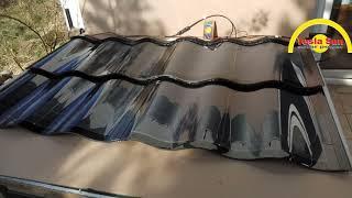 Dach Solarny Tesla Sun, 16  marzec 2020