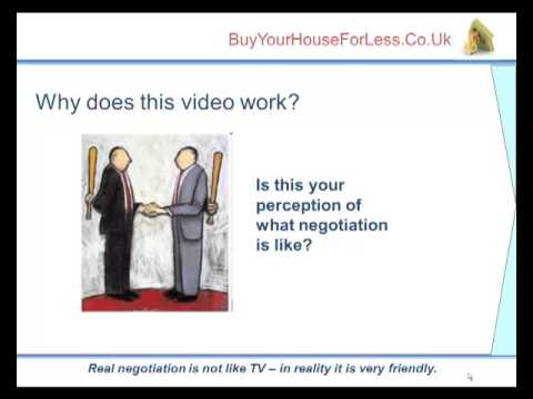 How To Buy A House At Rock Bottom Prices -  with www.BuyYourHouseForLess.co.uk