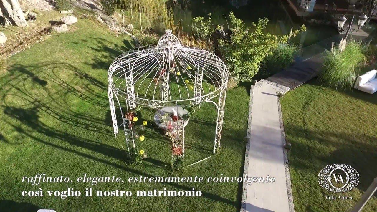 Matrimonio Country Chic Catania : Villa althea matrimoni allaperto youtube