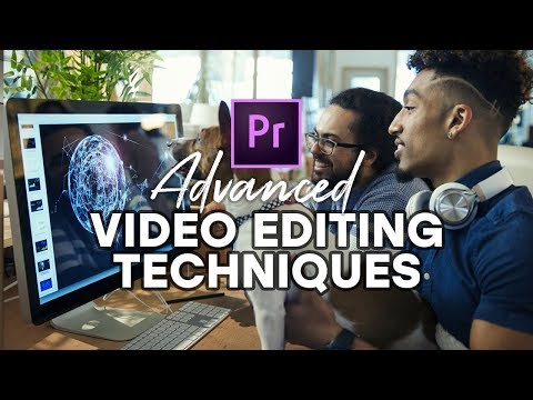 5 Advanced Premiere Pro Editing Techniques Every Editor Should Know