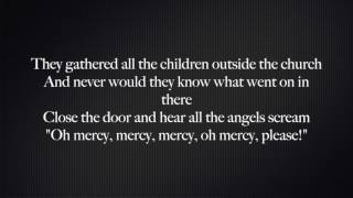 VOLBEAT - The Devil's Bleeding Crown (Lyrics)