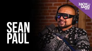 Sean Paul Talks New Music, His Career, and His Old Records