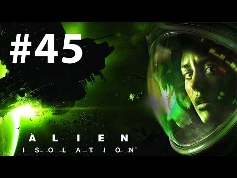 Alien: Isolation walkthrough - Part 45 - Ripley signing off THE END