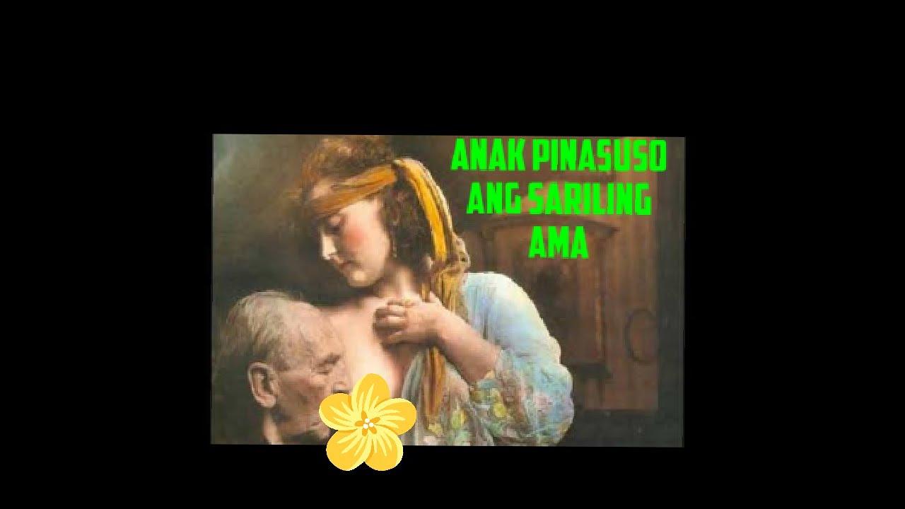 Download ANAK PINASUSO ANG SARILING AMA