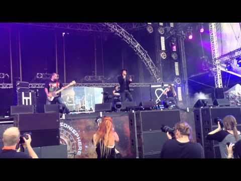 HIM - Wings Of A Butterfly (Live at Sonisphere UK 2014)