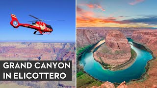 GRAND CANYON - HELICOPTER - GOPRO HERO - ARIZONA