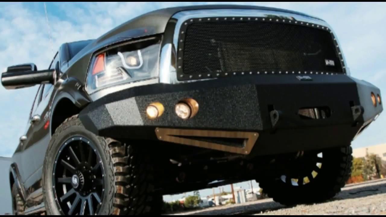 Dodge Ram 1500 Accessories 2017 2018 Youtube