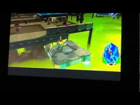 Ratchet Et Clank Q Force Partie 1 (Premiere Planete)