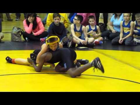 Wrestling Vs ESN 01 17 2016