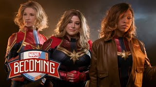 Captain Marvel | Marvel Becoming thumbnail