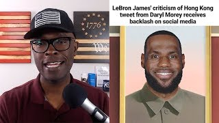 LeBron James EXPOSES The NBA / China CONUNDRUM!