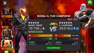 MCOC The Champion (Uncollected) vs Mistic Dispersion