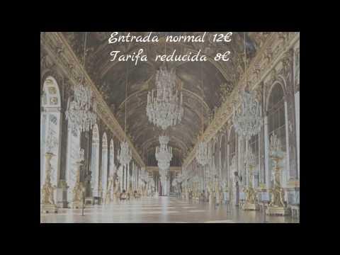 Cuanto cuesta entrar al Palacio de Versalles, horarios, etc / Como entrar al Palacio de Versalles