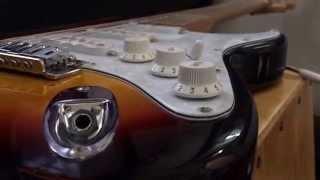 Jual Gitar Fender Stratocaster Sunburst Murah di Jakarta