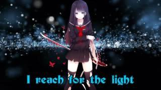 Repeat youtube video Nightcore - I Want To Live (Skillet) LYRICS