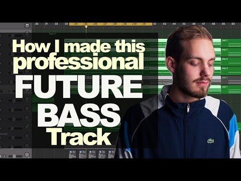 How I Made this Professional FUTURE BASS Track (San Holo, Duskus, Ekali)