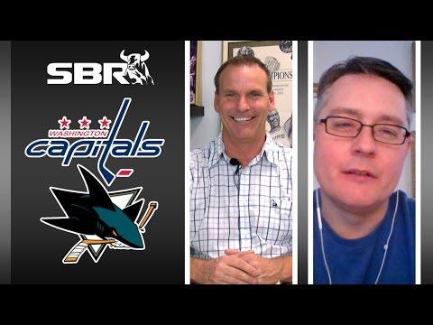 Free NHL Picks: Capitals vs. Sharks Odds & Predictions