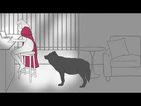 Black Dog by AJJ II A Dear Depression Thank You
