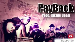 90s x Old School  Hip Hop x N.W.A Type Beat Instrumental- PayBack (Prod. Richie Beatz)