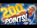 CAN JUSTICE YOUNG SCORE 200 POINTS THE 200 POINT CHALLENGE NBA 2K17 MyCAREER mp3