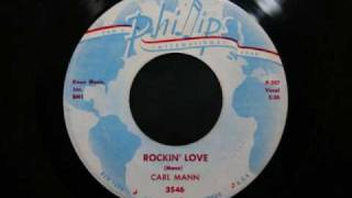 Carl Mann - Rockin