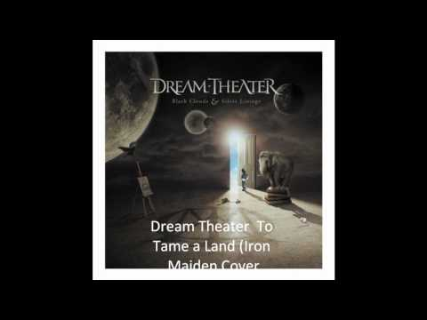 Dream Theater -To Tame a Land (Iron Maiden Cover)