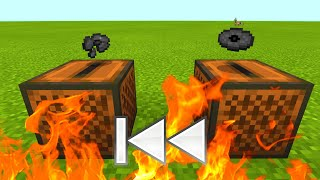 Do Not PLAY the Minecraft Music Discs BACKWARDS! (Demonic)