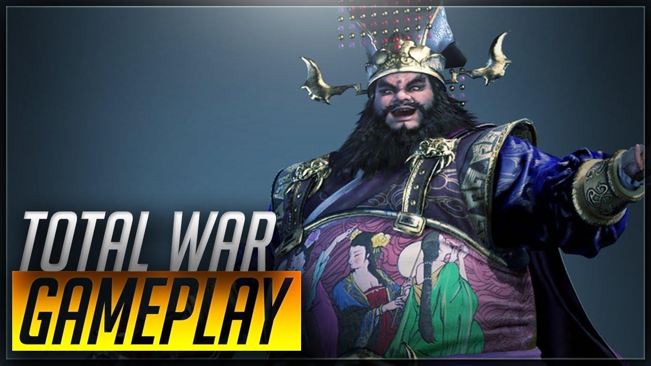 Watch Barb plays Total War: 3 Kingdoms - Yuan Shu Youtube
