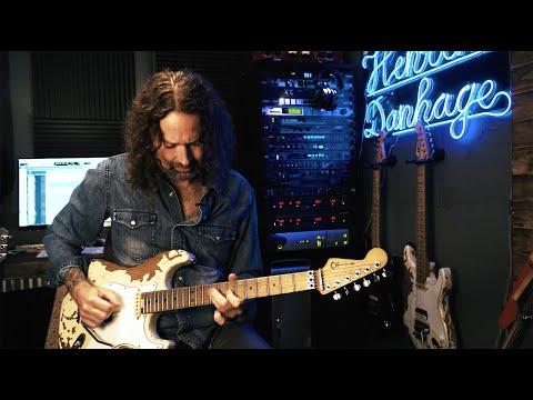 Evergrey's Henrik Danhage Showcases his Charvel Limited Edition Signature Pro-Mod So-Cal Style 1