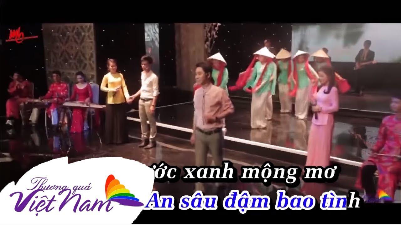 [KARAOKE] 13 TỈNH MIỀN TÂY – ÂN THIÊN VỸ, LÂM NGỌC HOA, LÊ HỒNG THẮM, HẢI SƠN | Thương Quá Việt Nam