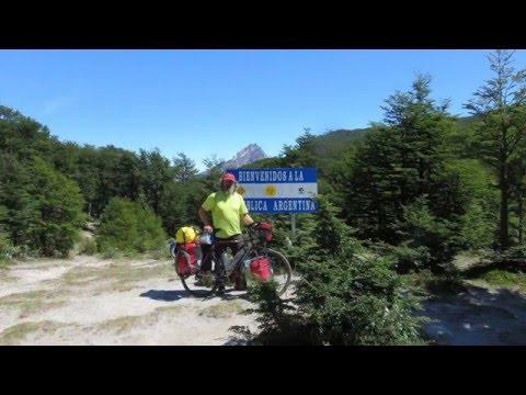 South American Bike Tour 2016