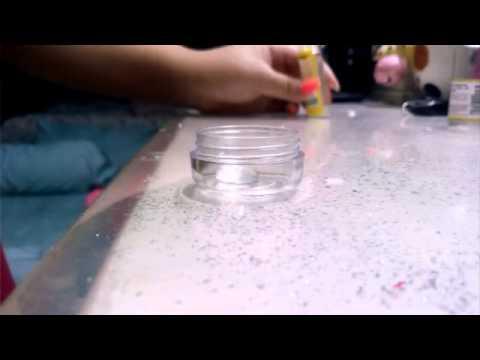 DIY: eyelashes glue 【only 2 ingredients】-Vic