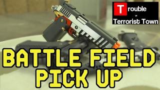 Trouble in Terrorist Town: Battle Field Pick Up (AW Custom Double Barrel 1911 Hi-Capa Pistol)