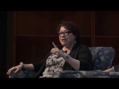 UAF - 2016 - A Conversation with U.S. Supreme Court Associate Justice Sonia Sotomayor
