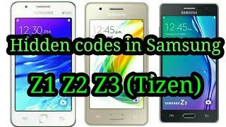 Samsung tizen z3 hidden codes in samsung z1 z2 z3 tizen ccuart Images