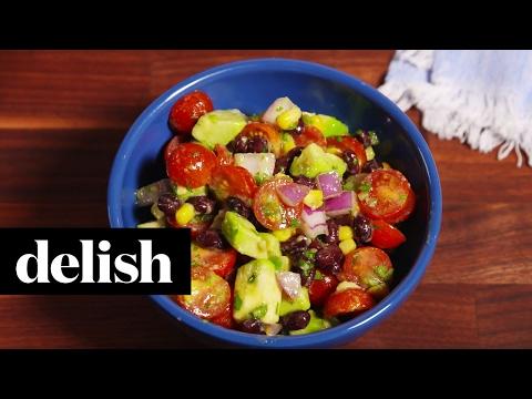 Guacamole Salad | Delish