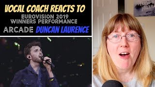 Vocal Coach Reacts to Duncan Laurence