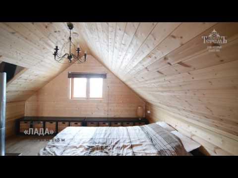 Архитектурный обзор – дома со вторым светом