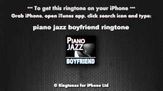 Piano Jazz Boyfriend Calling RIngtone