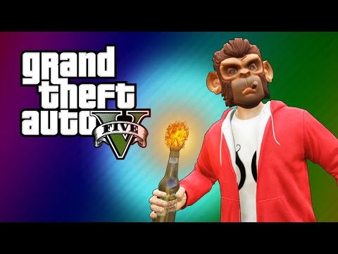 Thumbnail: GTA 5 Next Gen: Secret Tunnel! (GTA 5 Online Funny Moments & Skits)