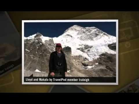 """Makalu-Barun, part III: The Land of Rock and Ice"" Lraleigh's photos around Barun Glacier, Nepal"