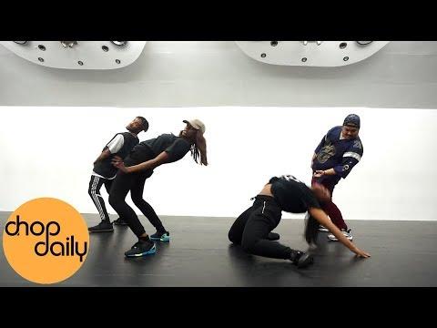 Mc Fioti, Future, J Balvin, Stefflon Don, Juan Magan - Bum Bum Tam Tam | Mira Jebari Choreography