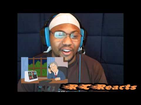 Family Guy - Best Of Mayor Adam West Reaction!!