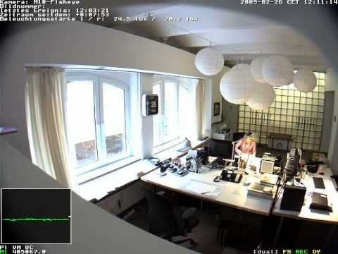 www.mobotix.ro Time lapse office, Dusseldorf, Germany, 2008-2009 - ID - 1122
