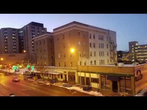 Hotel Demolition in Rochester, MN