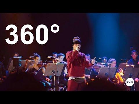 Die Orsons - Jetzt (360 Grad Video live @ PULS Festival 2015)