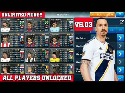 Download Dream League Soccer 2019 Mega MOD Apk v6 03 - All Players Unlocked  & Unlimited Money