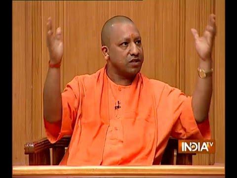 Yogi Adityanath On Love Jihad Controversy - India TV